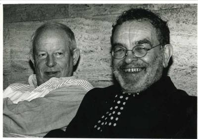 In memoriam de Antonio Fernández Molina por Fernando Arrabal