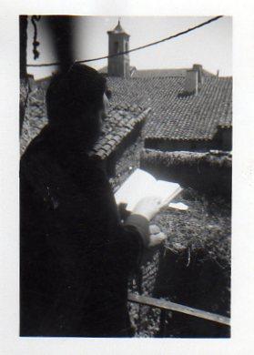 Antonio Fernández Molina, poema de Alfonso López Gradolí