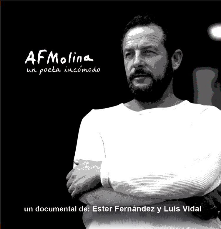 A F Molina un poeta incómodo en Valencia