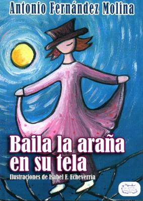 """Presentación de """"Baila la araña en su tela"""" en Huesca"""