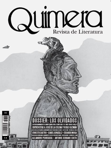 Antonio Fernández Molina en la revista Quimera