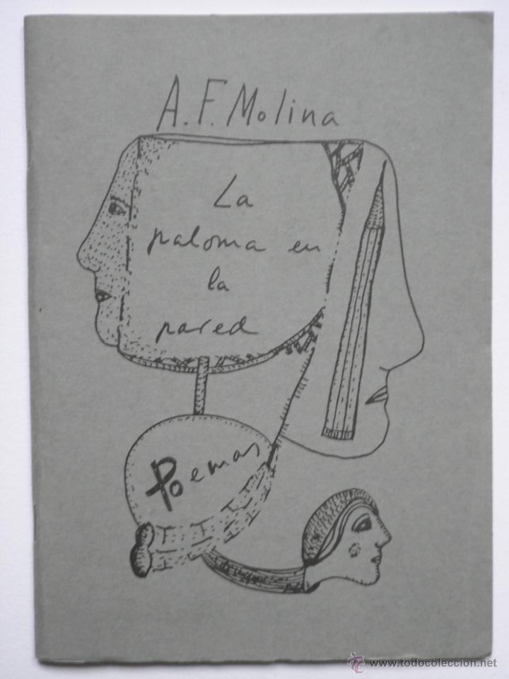 El documental AF Molina, un poeta incómodo en la Filmoteca Rafael Azcona de Logroño